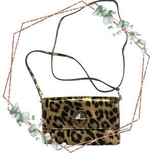 Kate Spade Cheetah animal print crossbody